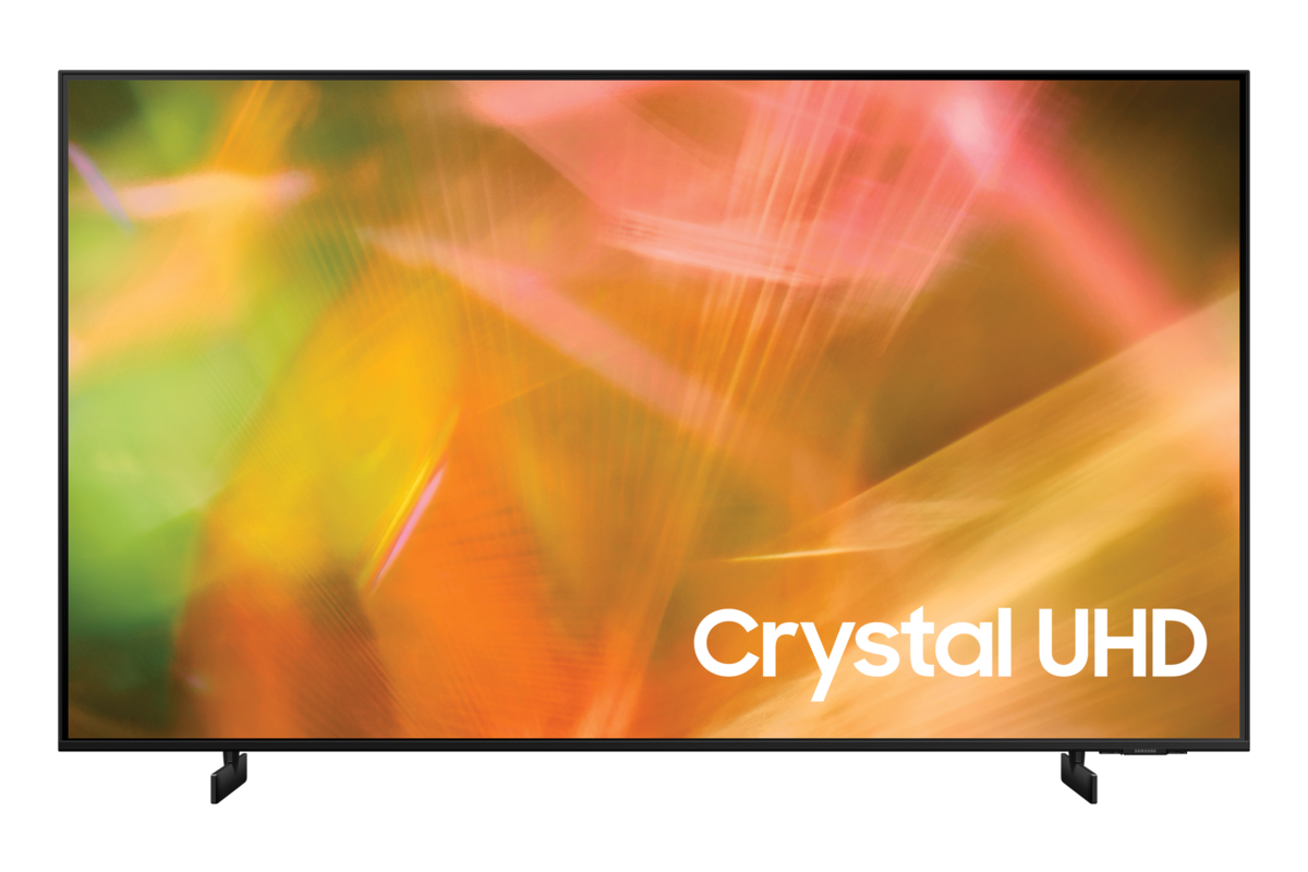 SAMSUNG LED televizor UE55AU8072UXXH, Crystal Ultra HD, Smart **MODEL 2021**